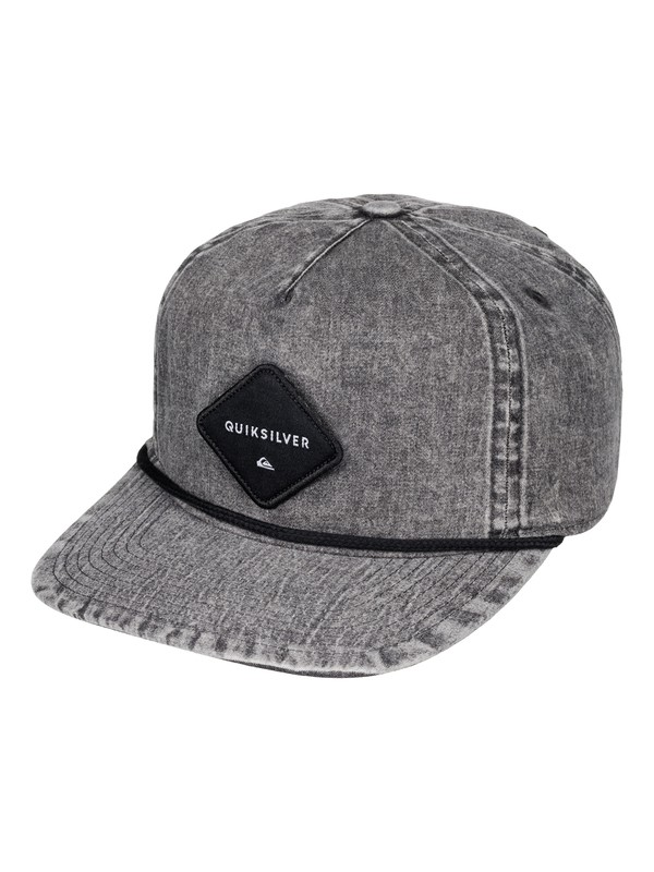 0 Grooved - Cappellino snapback  AQYHA03513 Quiksilver