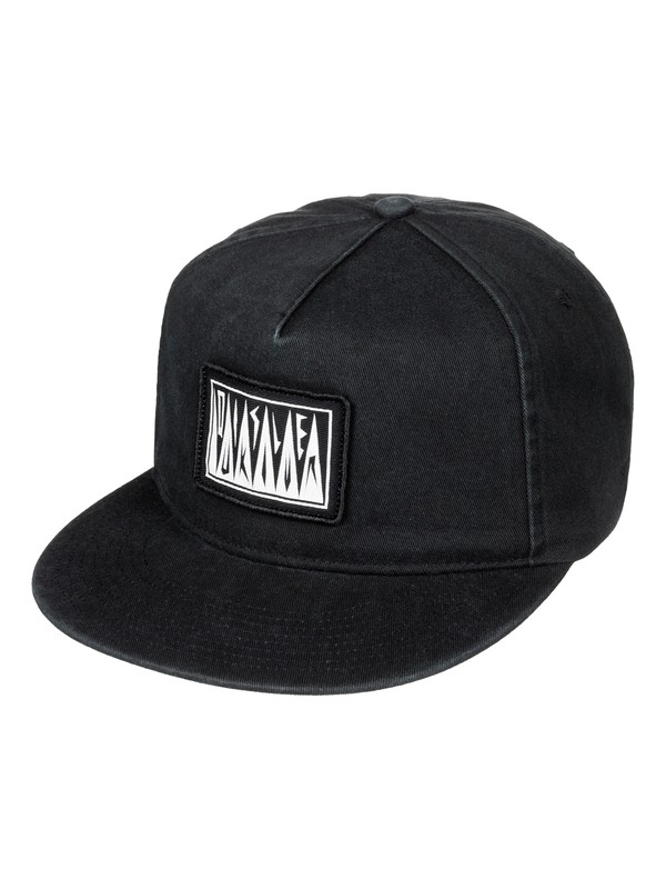 0 Bad News Trucker Hat  AQYHA03551 Quiksilver