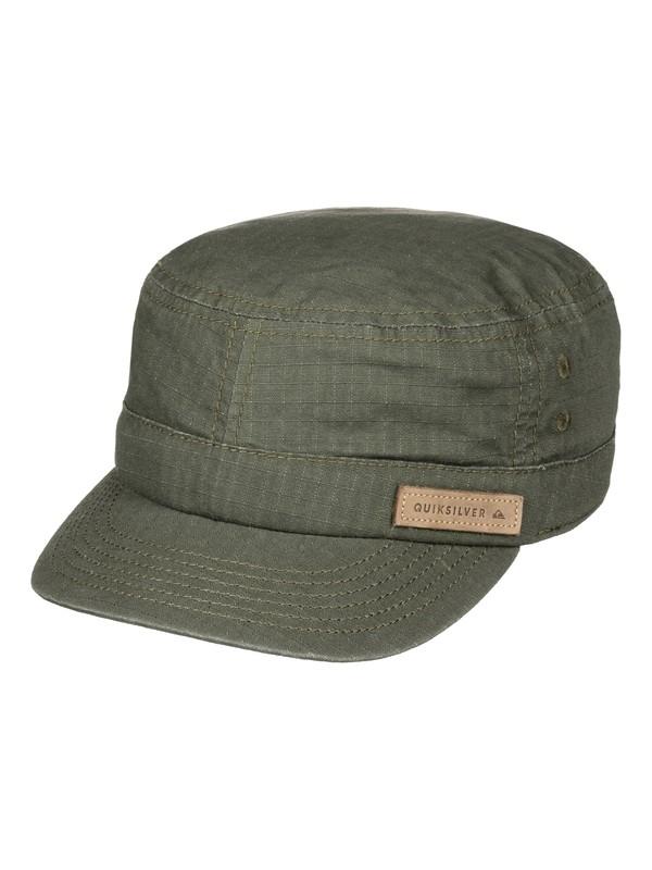 0 Renegade - Military Cap für Männer Grün AQYHA03575 Quiksilver