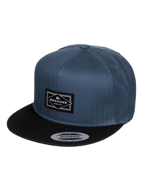 0 Chandler Hat  AQYHA03611 Quiksilver