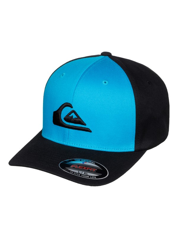 0 Mountain And Wave Flexfit Hat  AQYHA03630 Quiksilver