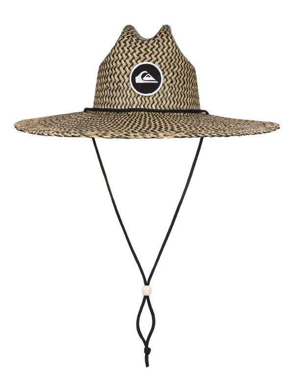 0 Beacons Straw Hat  AQYHA03633 Quiksilver