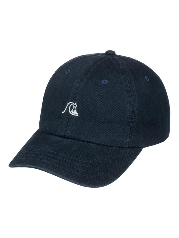 0 Pops Hat Blue AQYHA03639 Quiksilver