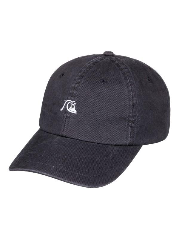 0 Pops Hat Black AQYHA03639 Quiksilver