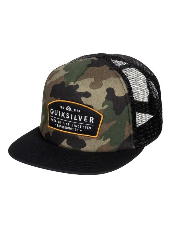 0 Reeder - Cap  AQYHA03644 Quiksilver