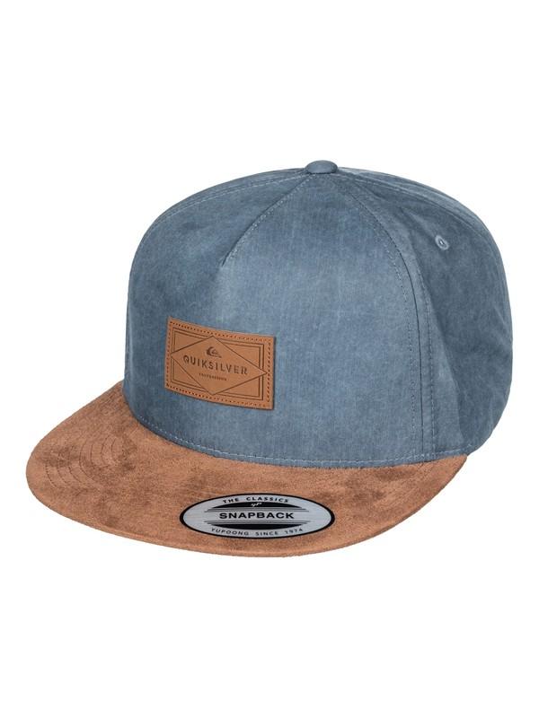 0 Fineline Snapback Hat  AQYHA03673 Quiksilver