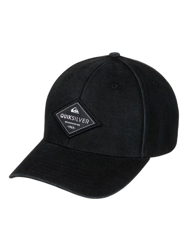 0 Balasting - Snapback Cap  AQYHA03681 Quiksilver
