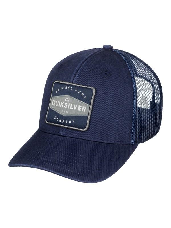 0 Destril Trucker Hat  AQYHA03689 Quiksilver