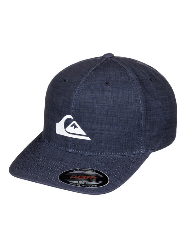 0 Amphibs Stretch - Flexfit Cap  AQYHA03691 Quiksilver