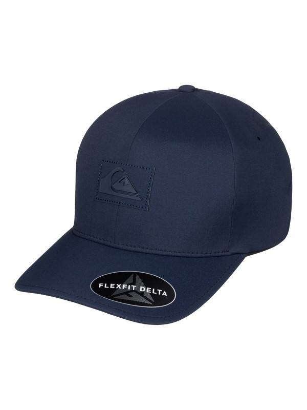0 Stealthy Flexfit Hat  AQYHA03692 Quiksilver