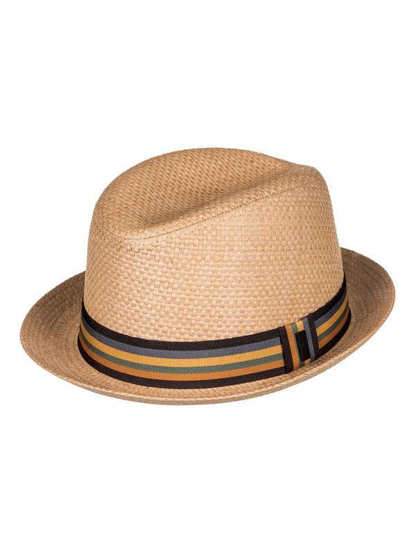 0 Harsony Fedora Hat  AQYHA03696 Quiksilver