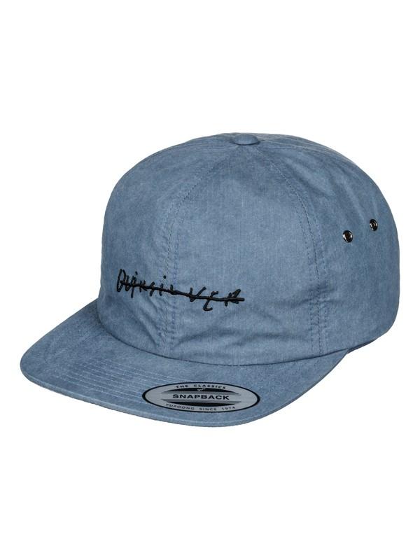 0 Gramatic Snapback Hat  AQYHA03729 Quiksilver