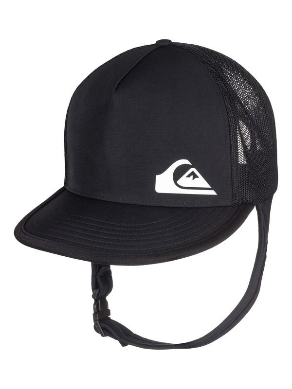 0 Trim Shader Surf Bucket Hat Black AQYHA03783 Quiksilver