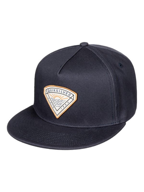 0 Mouthy - Casquette snapback  AQYHA03836 Quiksilver