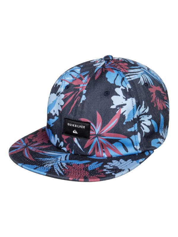 0 Snapped Out Snapback Hat  AQYHA03837 Quiksilver