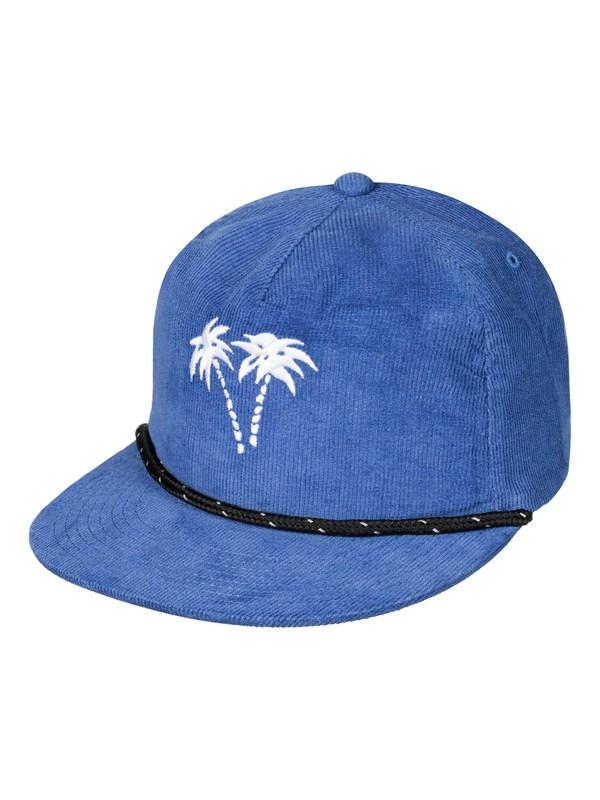 0 Ahoyster Snapback Hat  AQYHA03839 Quiksilver