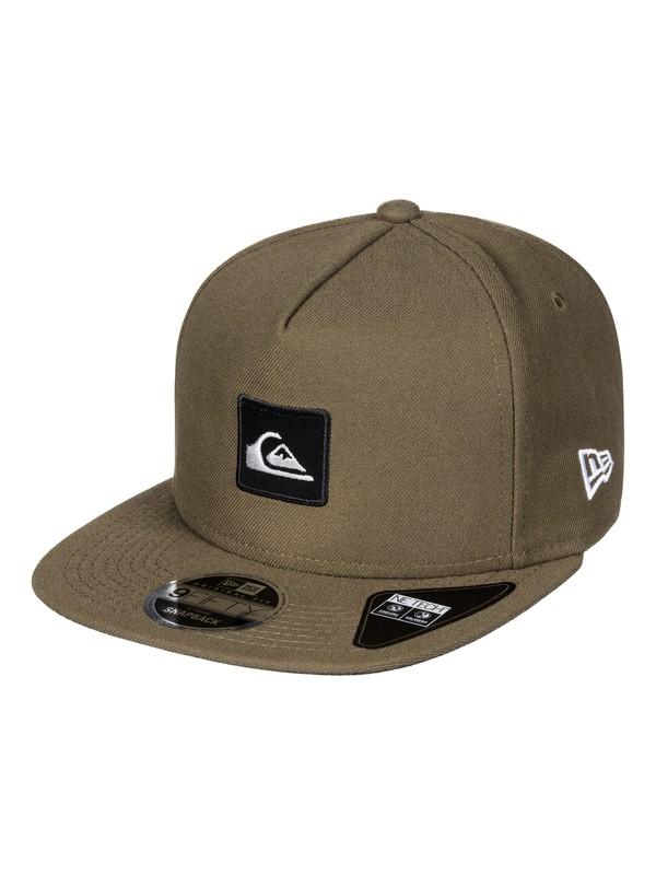 0 Rakers Snapback Hat  AQYHA03840 Quiksilver