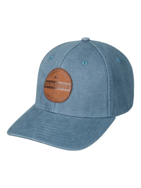 0 Blues Buster - Snapback Cap for Men  AQYHA03842 Quiksilver