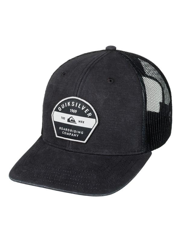0 Silver Lining Trucker Hat  AQYHA03845 Quiksilver