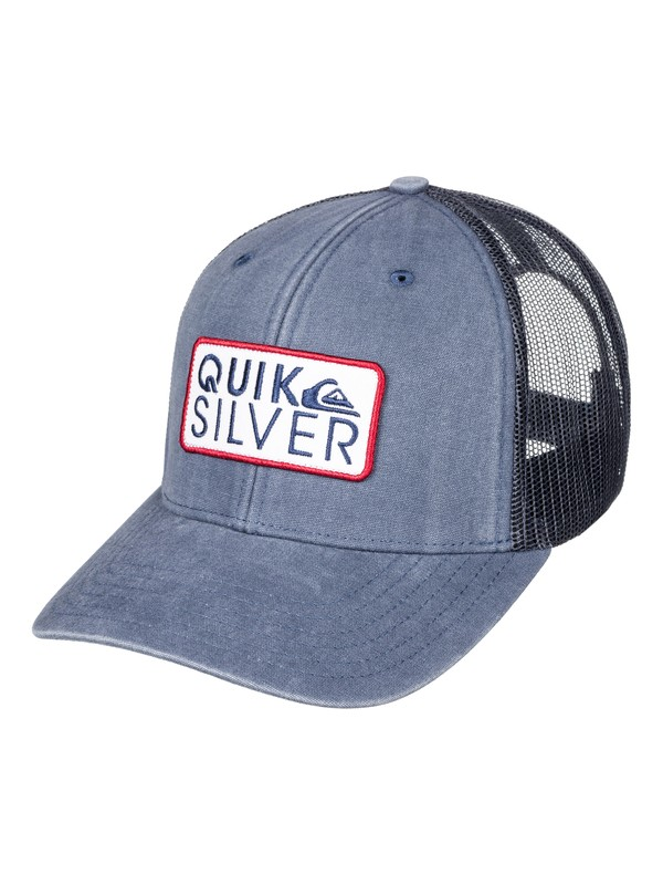 0 Shade Ride Trucker Hat  AQYHA03846 Quiksilver