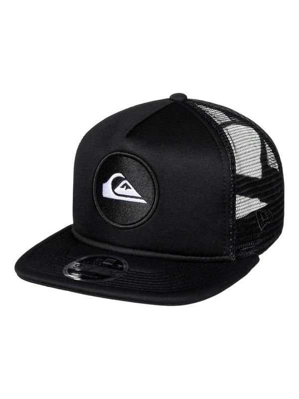 0 Con Trucker Hat  AQYHA03855 Quiksilver