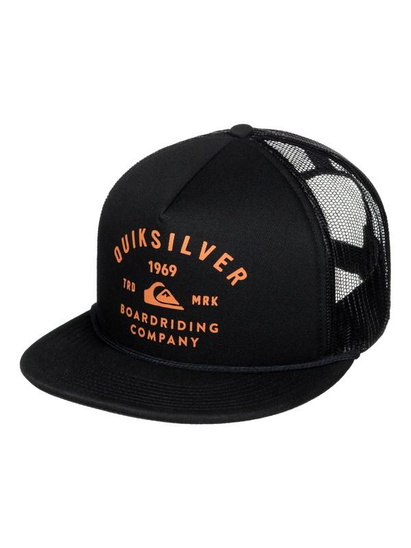 0 Spellbinder Trucker Hat  AQYHA03857 Quiksilver