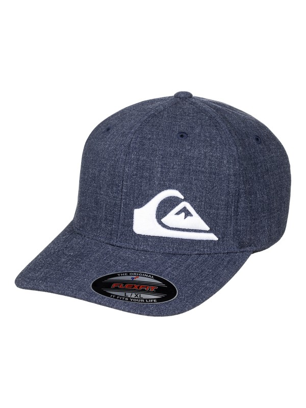 0 Final Flexfit Hat  AQYHA03860 Quiksilver