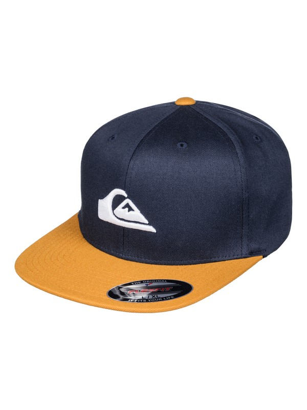 0 Stuckles Flexfit Hat  AQYHA03862 Quiksilver