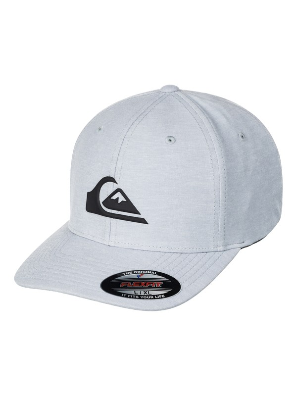 0 Union Stretch Flexfit Hat  AQYHA03863 Quiksilver