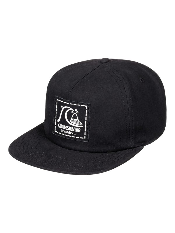 0 Never Say Dye Trucker Hat  AQYHA03872 Quiksilver
