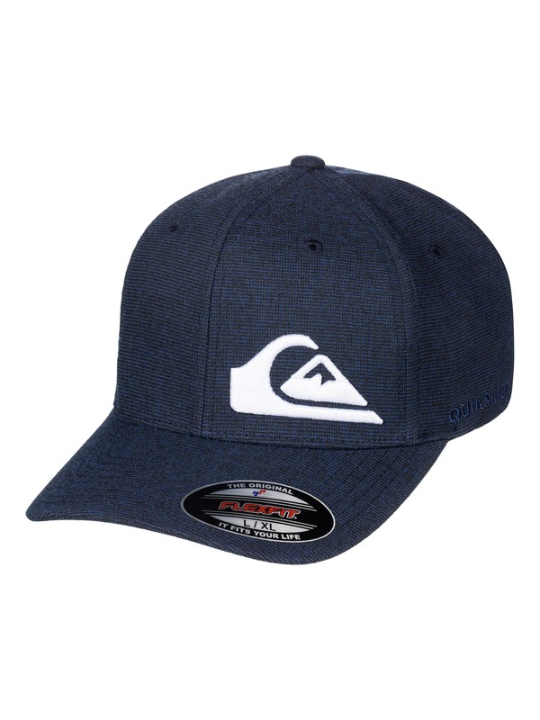 0 Men's Final Flexfit Hat  AQYHA03924 Quiksilver