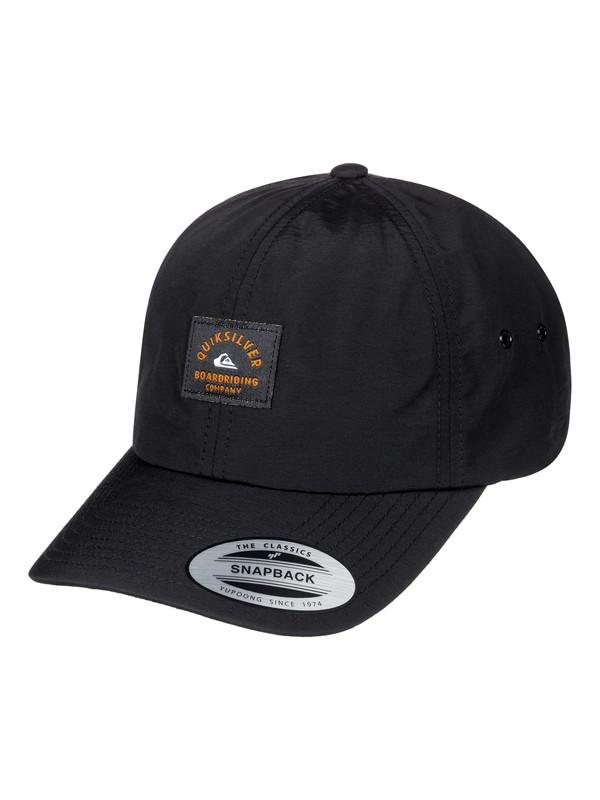 0 Men's Militian Strapback Hat  AQYHA03942 Quiksilver