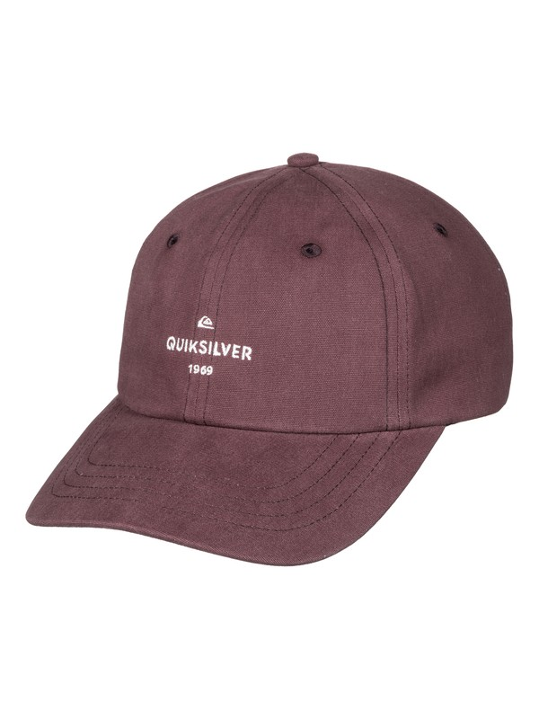 0 Men's Creeper Dad Hat  AQYHA03951 Quiksilver