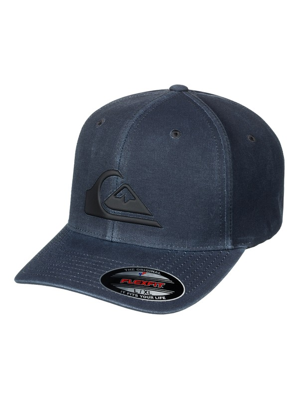 0 Amphibiano Amphibian Flexfit Hat  AQYHA03980 Quiksilver