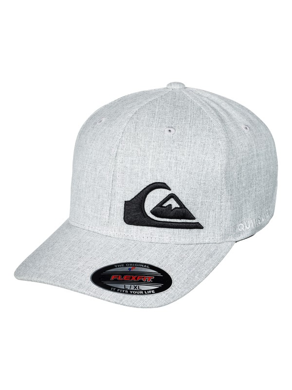 0 Final Flexfit Hat  AQYHA03982 Quiksilver