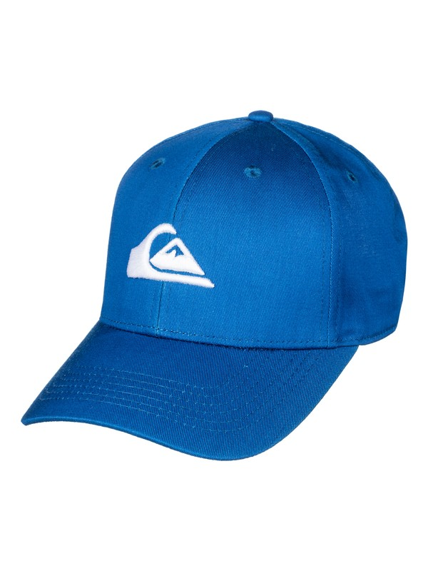 0 Decades - Snapback Cap for Men Blue AQYHA04002 Quiksilver