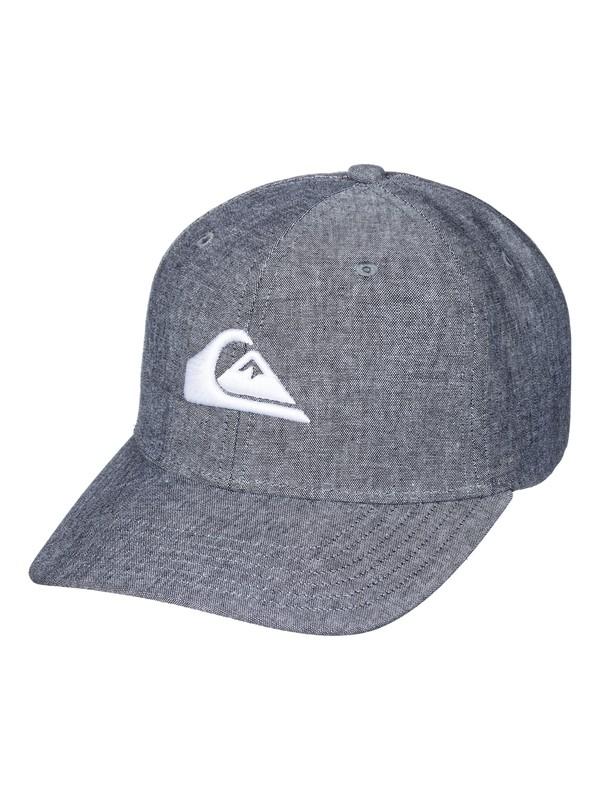 0 Charger Plus - Snapback Cap for Men  AQYHA04003 Quiksilver