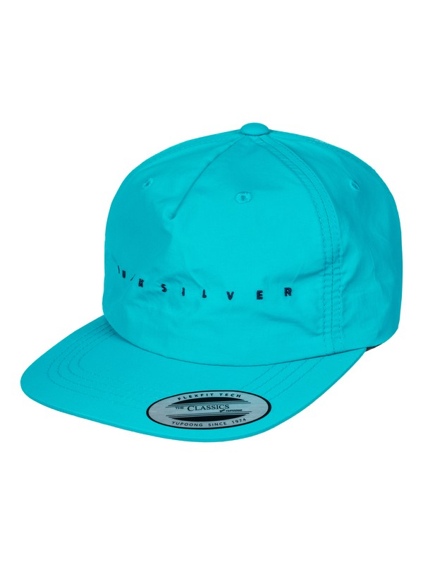 0 Spaced Out Baseball Hat Blue AQYHA04028 Quiksilver