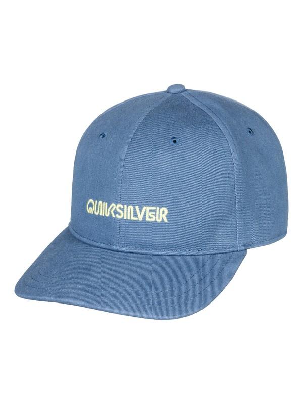 0 Surf Bender - Baseball Hat Blue AQYHA04060 Quiksilver