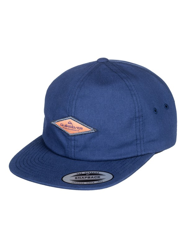 0 Sea Hog Baseball Hat Blue AQYHA04065 Quiksilver