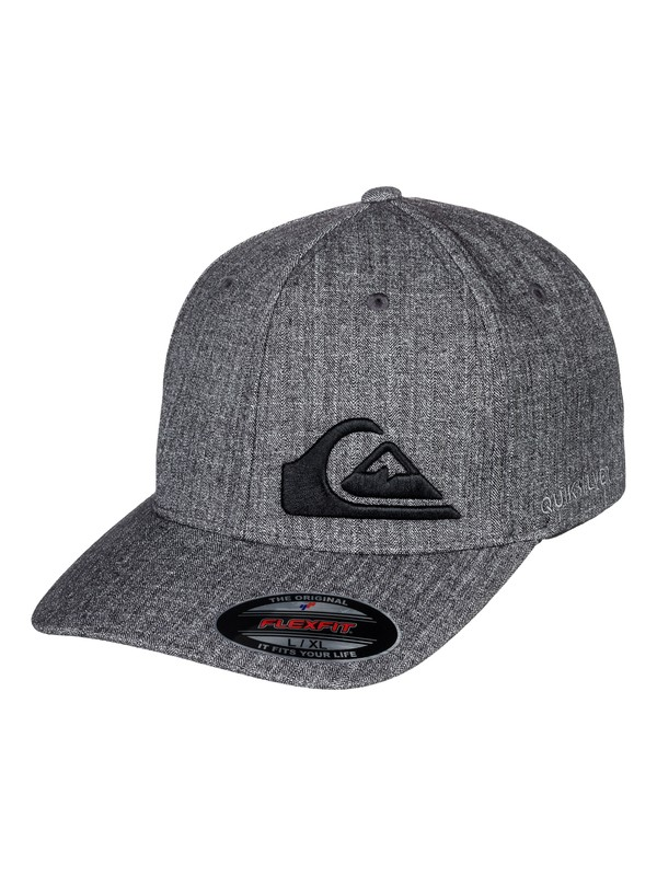 0 Final Flexfit Hat  AQYHA04069 Quiksilver