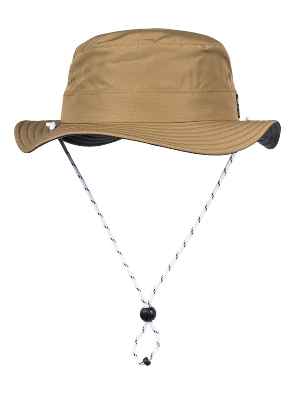 0 Jetty Free Bucket Hat Beige AQYHA04076 Quiksilver