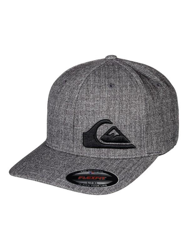 0 Final Flexfit® Hat Black AQYHA04120 Quiksilver