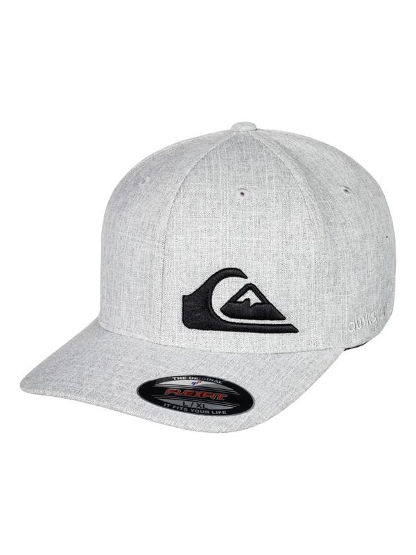 0 Final Flexfit® Hat Grey AQYHA04120 Quiksilver