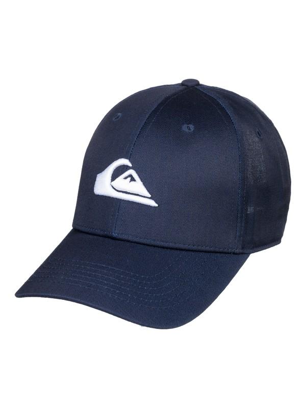0 Decades - Snapback Cap for Men Blue AQYHA04139 Quiksilver