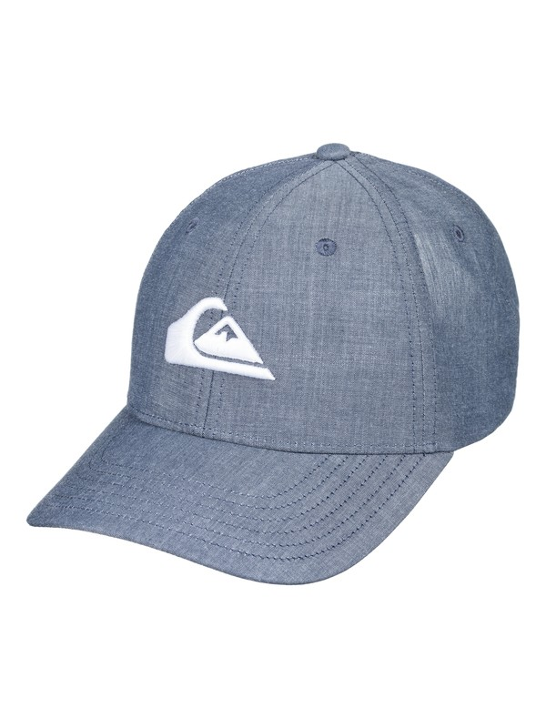 0 Charger Plus - Snapback Cap for Men Blue AQYHA04140 Quiksilver