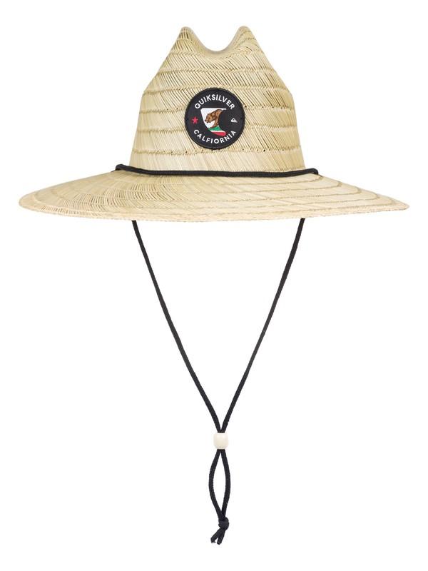0 Destinado Pierside Straw Lifeguard Hat  AQYHA04183 Quiksilver