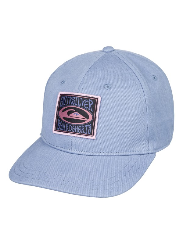 0 Dorry Snapback Hat Blue AQYHA04323 Quiksilver