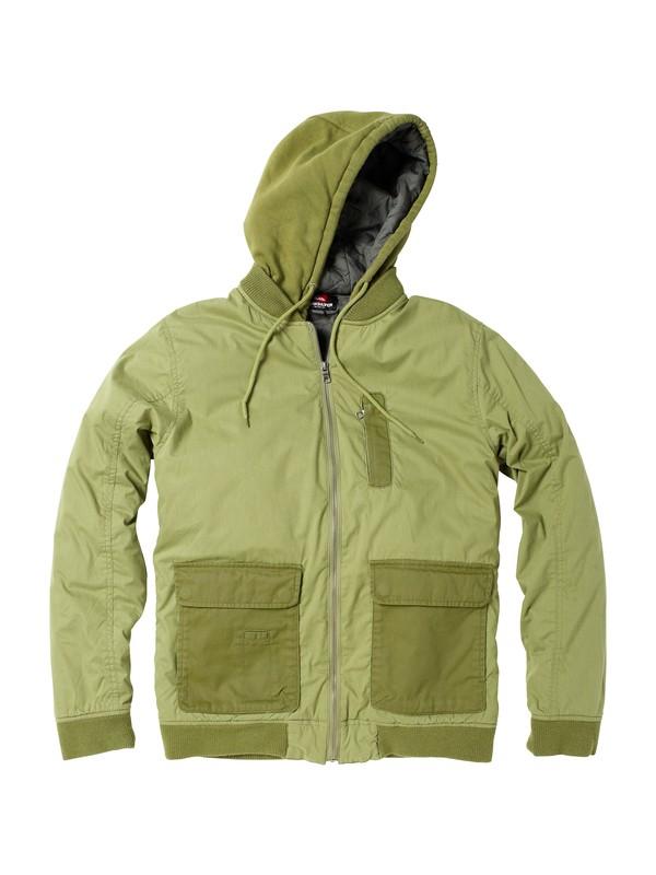 0 Reyes Jacket  AQYJK00005 Quiksilver
