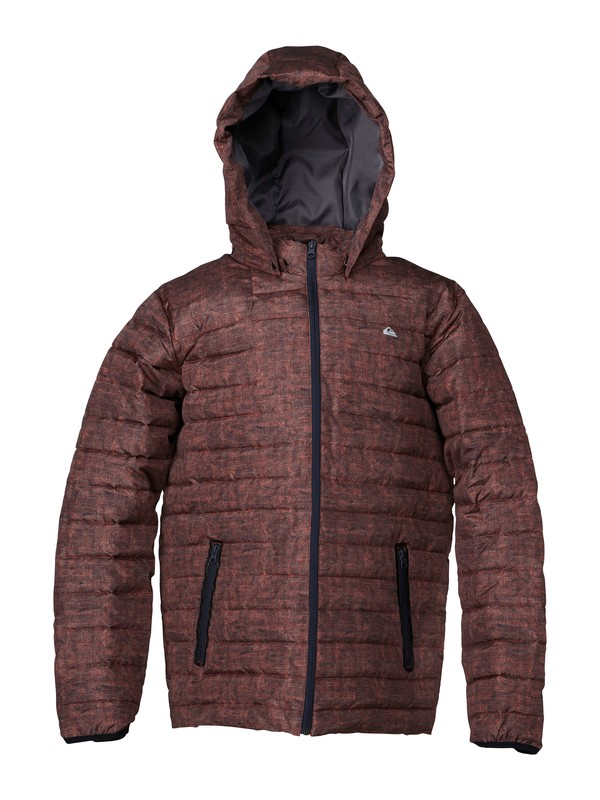 0 Dog Hunt Insulator Jacket  AQYJK00021 Quiksilver